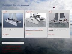Barreau Christophe  Architecte Naval