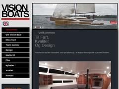 Visionboats - Velkommen