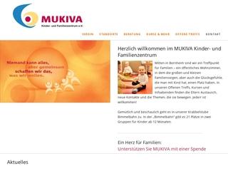 Vorschaubild der Webseite von Mütterzentrum MU-KI-VA