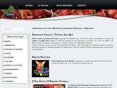 Itxassou Site officiel