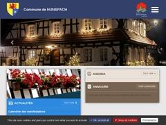 Hunspach site de la commune