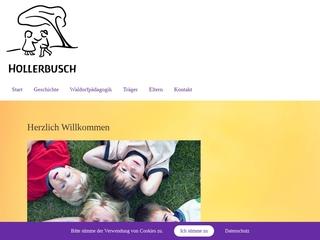 Vorschaubild der Webseite von Waldorf-Kindertagesstätte Hollerbusch e.V.