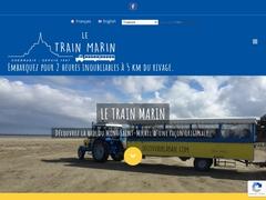 Petit train de la Baie Mont Saint Michel