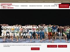 75 CONSERVATOIRE NATIONAL SUPERIEUR DE PARIS