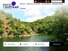 Pays d'Aurillac Office de Tourisme