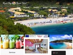 Rouda Bay Hotel - Poros - Mikro gyalos
