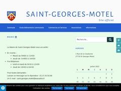 Saint-Georges-Motel
