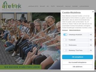 Vorschaubild der Webseite von Realschule Plus Montabaur Anne Frank