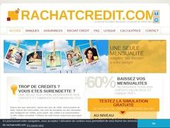 Rachat crédit baisse les mensualités jusqu'à -60 %
