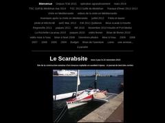 scarabsite