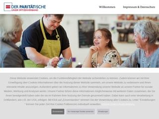 Vorschaubild der Webseite von Reha-Sport (prompt e.V.)