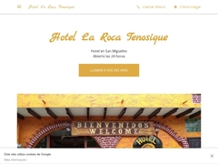 Hoteles - Hotel La Roca