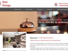 Hoteles - Hotel Durango