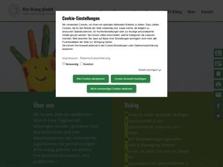Vorschaubild der Webseite von Kindertagesstätte Abenteuer Welt