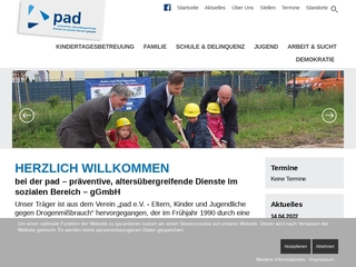 Vorschaubild der Webseite von Kindertagesstätte Ahrenshooper Spatzen