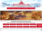 Restaurants-ski : trouvez votre bonheur !