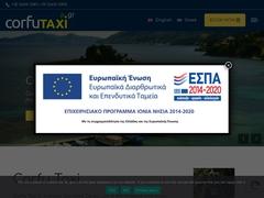 Corfou - Taxi & transfers