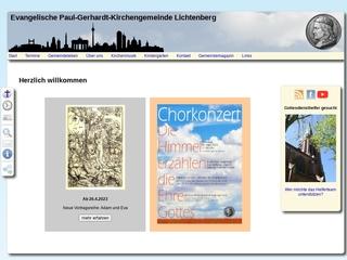 Vorschaubild der Webseite von Ev. Kindergarten Am Glockenturm