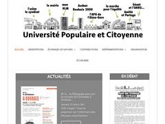Université Populaire et Citoyenne