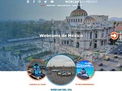 Herramientas Web - Webcams de México