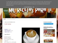 Gourmet - Mil Recetas para Ti