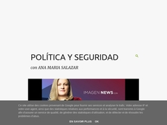 Medios Escritos - Ana María Salazar Política y Seguridad