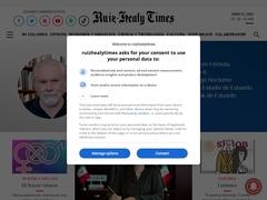Medios Escritos - Ruiz Healy Times