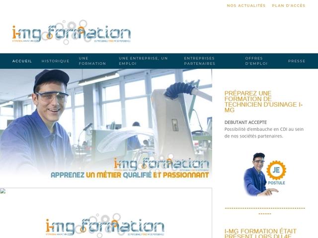 i-M.G-Formation Sarl - (62) - Centre de Formation