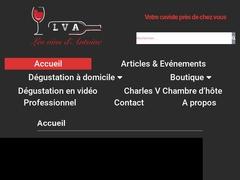 Les vins d'Antoine