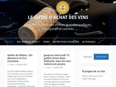 Guide d'achat des vins