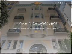 Cosmopolit Hôtel - Quartier de Place Omonia - Athènes