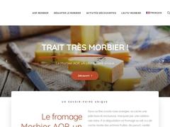 Le fromage Morbier AOP