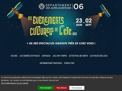 Soirées Estivales - Département des Alpes-Maritimes