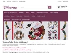 Cotton Patch quilt Shoppe