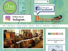 The Bitter Sweet quilt shop