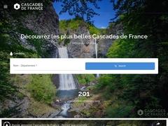 Cascades de France
