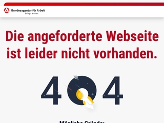 Vorschaubild der Webseite von Agentur für Arbeit Leipzig - Beauftragte für Chancengleichheit