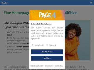 Vorschaubild der Webseite von Kindertagespflege Wedauer Sonnenkinder