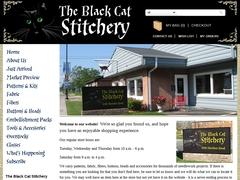 The Black Cat Stitchery