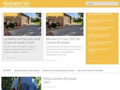Nohant-Vic