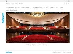 Kahle Acoustics Sprl - (BE-1050) - B.E Ing Acoustique-Vibratoire