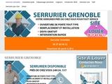 Dépannage serrurier Grenoble de qualité