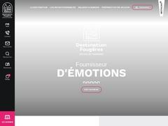 Office de Tourisme Fougères