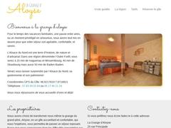 La Grange d'Aloyse 67250 Oberroedern