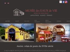 Musée des Eaux de vie Lapoutroie