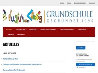 Vorschaubild der Webseite von Justus-von-Liebig-Grundschule
