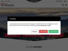 Ville de Munster - Site officiel