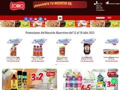 Abastecimiento Supermercados - Zorro Abarrotero