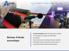 Arundo Acoustique Sarl - (75) - B.E Ing Acoustique-Vibratoire
