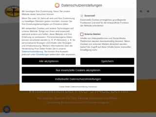 Vorschaubild der Webseite von PRO-STAGE Berlin GmbH